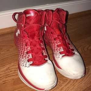 Under Armour High Top Basketball Shoes